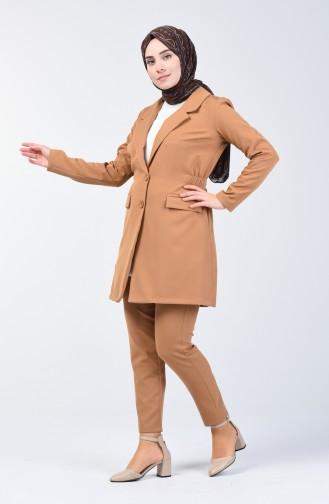 Jacket Pants Double Suit 5536-08 Tobacco 5536-08