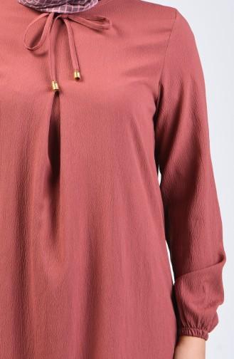 Dusty Rose Dress 1373-01
