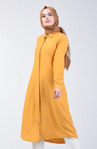 Mustard Tuniek 6435-08