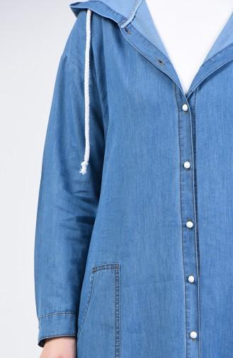 Jeans Blue Abaya 6191-01