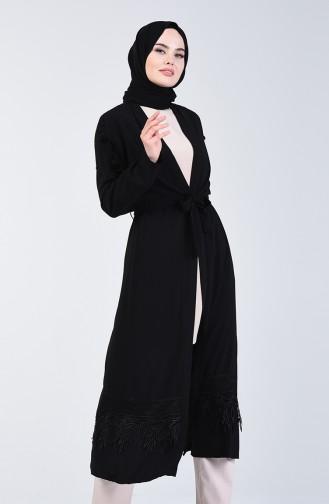 Black Abaya 111791-01