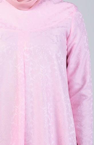 Pink İslamitische Jurk 3160-03