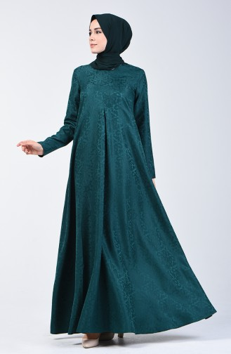Emerald İslamitische Jurk 3160-08