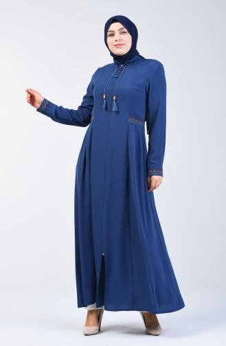 Indigo Abaya 3004-01