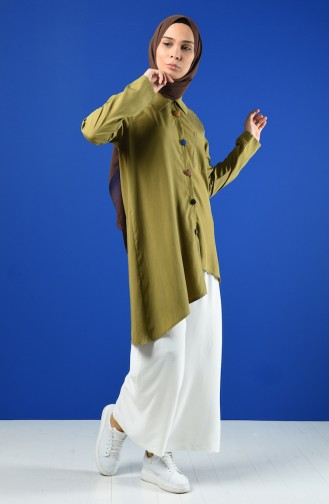 Oil Green Tuniek 4700-07