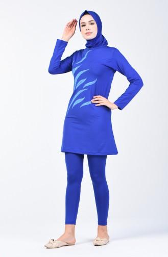 Damen Hijab Badeanzug  28000 Saks 28000