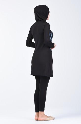 Bayan Tesettür Mayo 28005 Siyah
