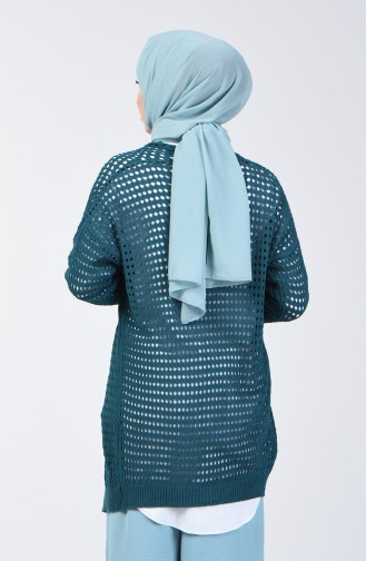 Oil Blue Vest 0750-05