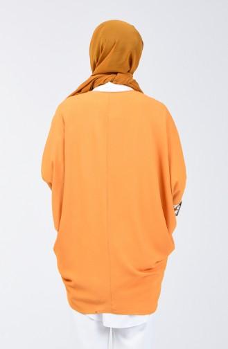 Mustard Vest 11465-05