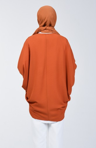 Tobacco Brown Vest 11465-06