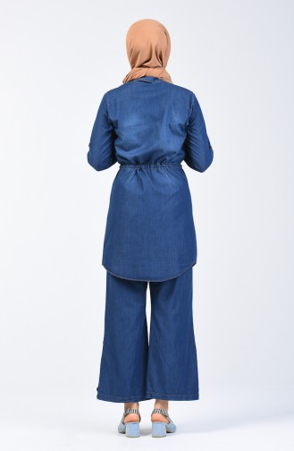 Dark Navy Blue Sets 3008-02