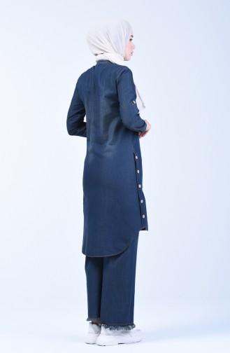 Dark Navy Blue Sets 3010-03