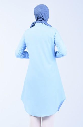 Blue Tunic 2501-04