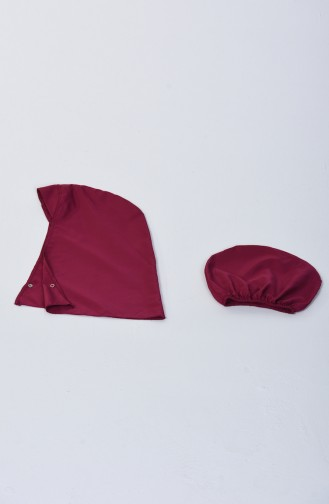 Women s Islamic Swimsuit 28077 Damson 28077
