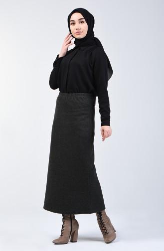 Khaki Skirt 4161-06