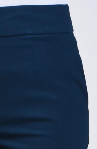 Oil Blue Broek 1117-04