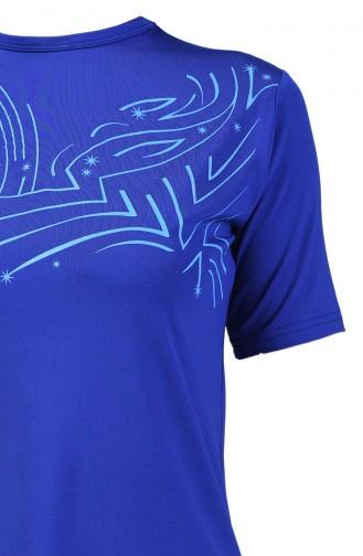 ملابس السباحة أزرق 28025