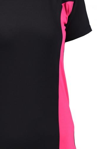 Black Swimsuit Hijab 28043