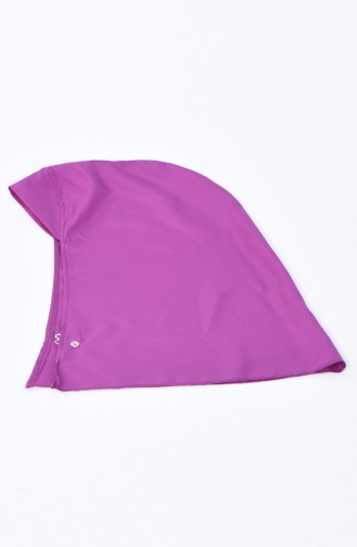 Lilac Swimsuit Hijab 28056