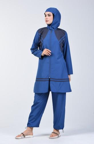 Women s Islamic Swimsuit 28121 Smoked 28121