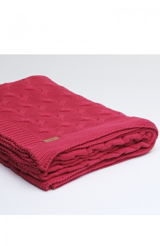 Efsuni Tv Blankets 100x170 Efsuni00002-2 Red 00002-2