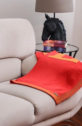 Love Tv Battaniye 100x170 Love00002-02 Sarı Kırmızı 00002-02
