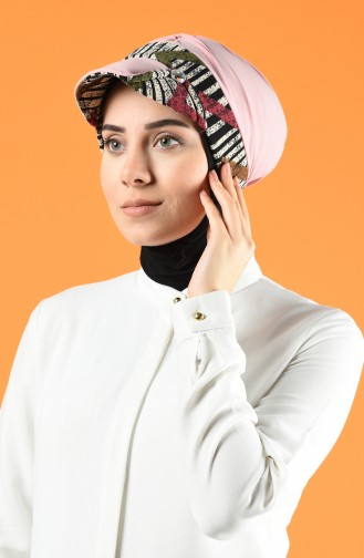Bonnet Avec Chapeau 7013-06 Poudre 7013-06