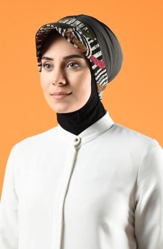 Capped Bonnet 7013-09 Khaki 7013-09