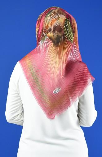 Pink Hoofddoek 901598-09