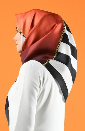 Orange Hoofddoek 95340-04