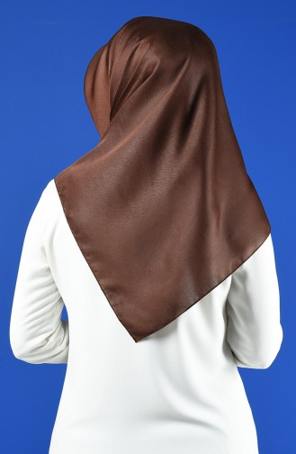 Soft Royal Scarf 13169-26 Dark Brown 13169-26