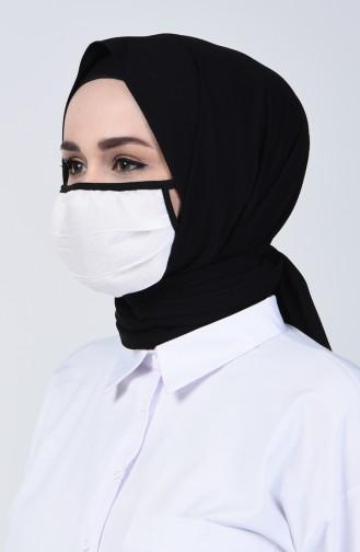 White Mask 8800-02