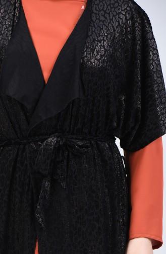 Flock Printed Double Suit 9y6961800-03 Black Tile 9Y6961800-03