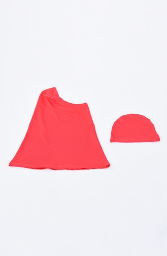 ملابس السباحة برتقالي مائل للحمرة 1878-01