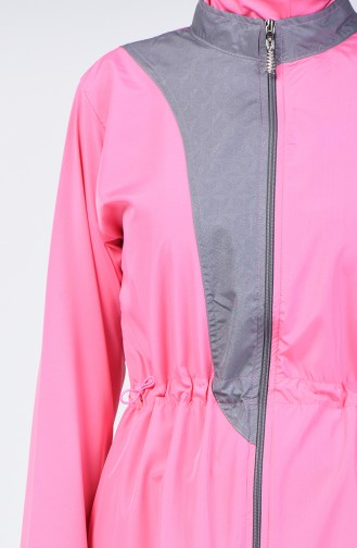 Gray Swimsuit Hijab 1878-02