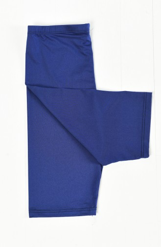 Navy Blue Swimsuit Hijab 0120-02