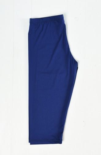 Navy Blue Swimsuit Hijab 0121-02