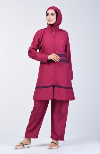 Cherry Swimsuit Hijab 28088