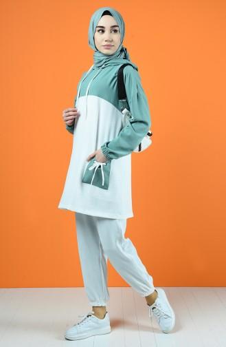 Beige Suit 6358-03