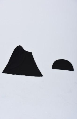 Maillot de Bain Hijab  1856-03 Fuchsia 1856-03