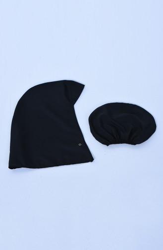 Damen Hijab Badeanzug 28127 Lila 28127