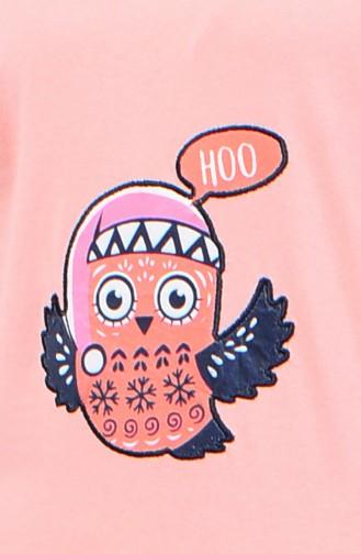 Salmon Pyjama 2300-02