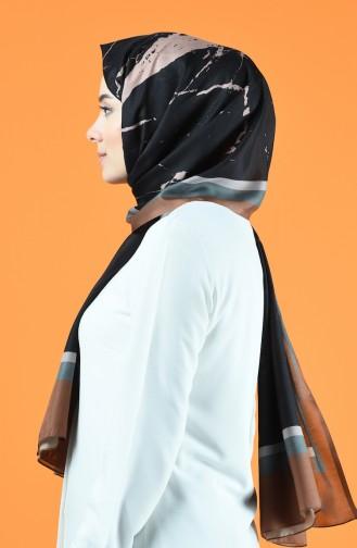 Black Sjaal 95341-04