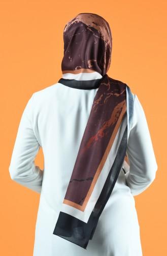 Brown Sjaal 95341-06