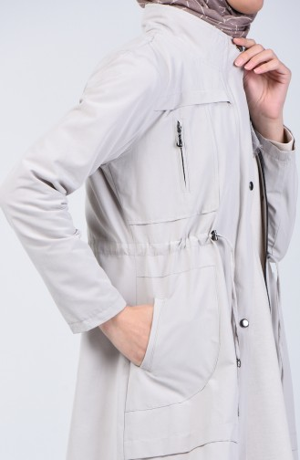 Stone Trench Coats Models 6075-05