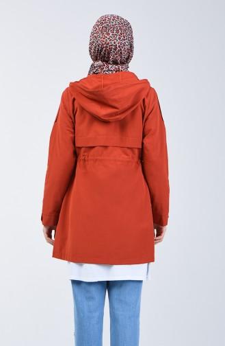 Tile Trench Coats Models 6078-01