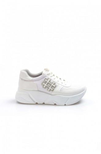 Fast Step Spor Ayakkabı Beyaz Sneaker Ayakkabı 629Za010500 629ZA010-500-16780229