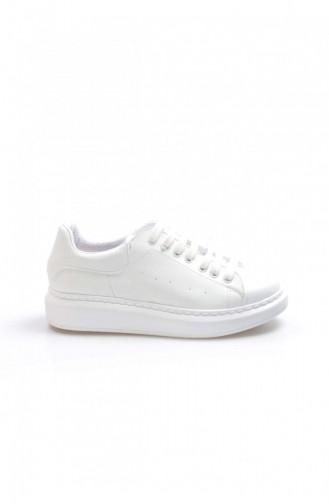 Fast Step Spor Ayakkabı Beyaz Sneaker Ayakkabı 928Za102 928ZA102-16777215