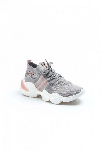 Fast Step Spor Ayakkabı Füme Sneaker Ayakkabı 928Za101