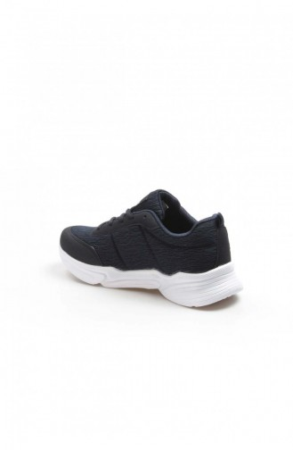 Fast Step Spor Ayakkabı Lacivert Sneaker Ayakkabı 865Za5030